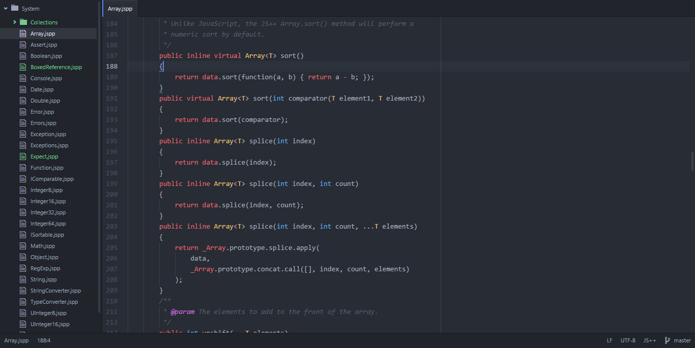 GitHub Atom
