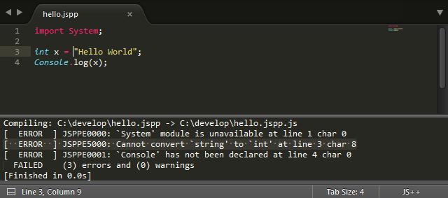 Sublime Text Build System